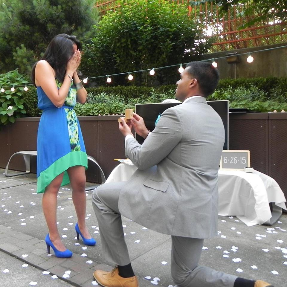 Pop The Champagne… It's Engagement Season!!