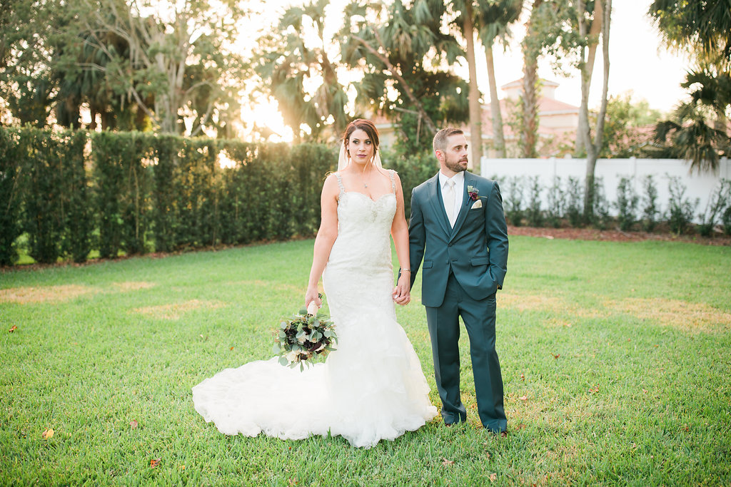 Robyn and Matt's Fall Wedding at Luxmore Grande Estate