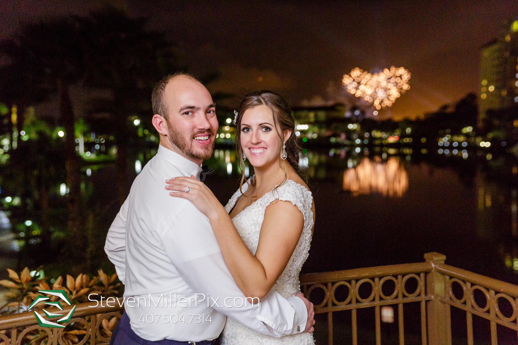 Melissa & Ben's Wyndham Bonnet Creek Wedding