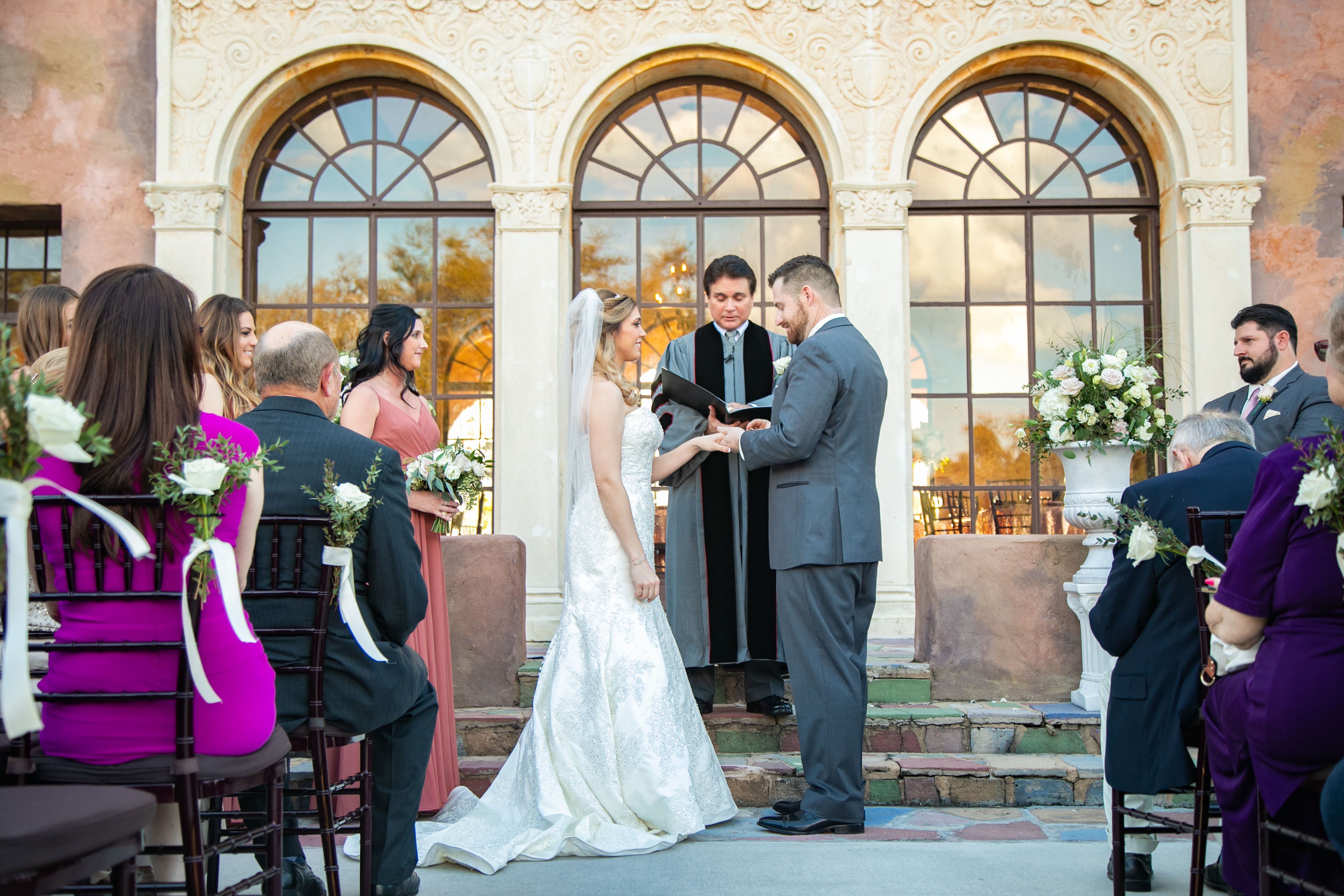 Jessica & Brandon's Howey Mansion Wedding